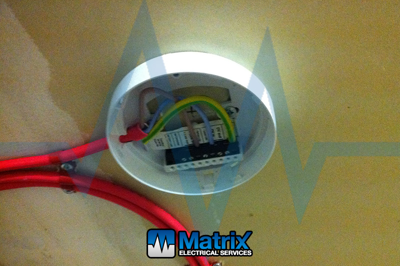 Fire Alarm Installation Matrix Electrical Services