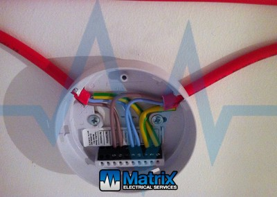 Detector Wiring