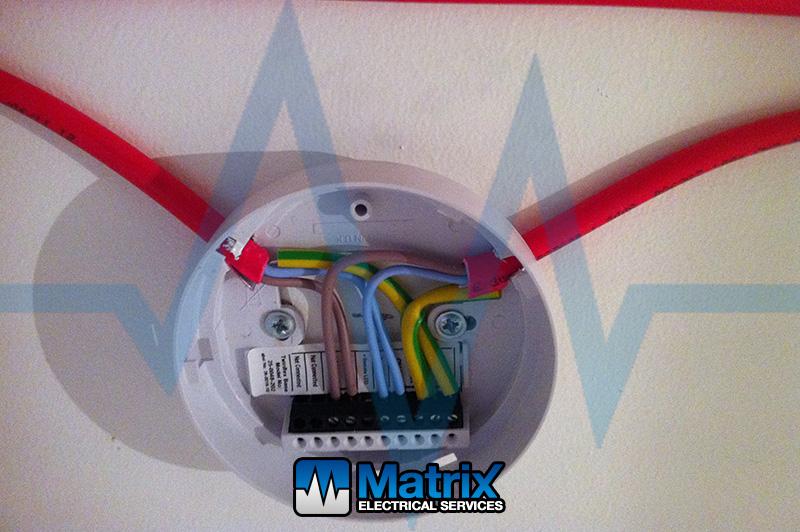 Fire Alarm Installation Matrix Electrical Services